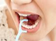 歯のない部分のケア